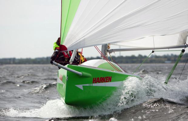 SiX: Segelspaß bei minimaler Bootsgröße