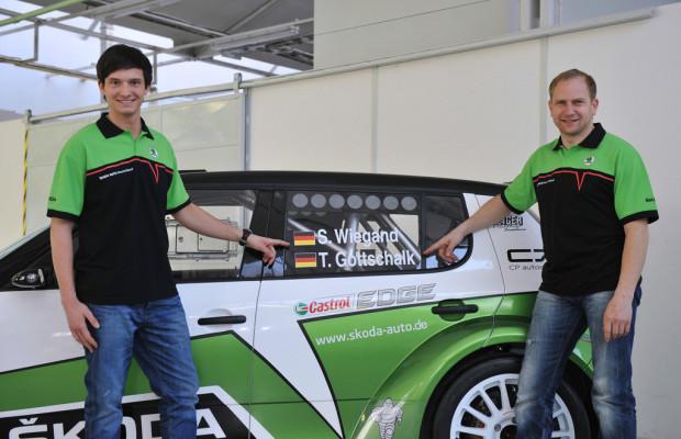 Skoda startet mit Junior-Team in die IRC 2012