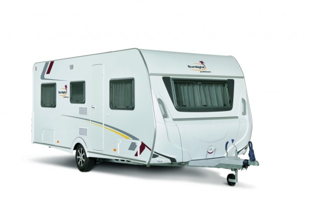 Sunlight Sondermodell C 52 V: Caravan zum Schnäppchenpreis