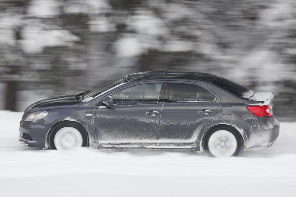 Suzuki: Allrad nach Belieben