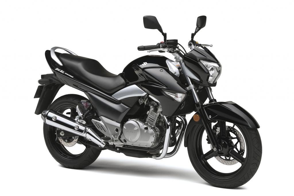 Suzuki startet mit 250er auf deutschem Markt