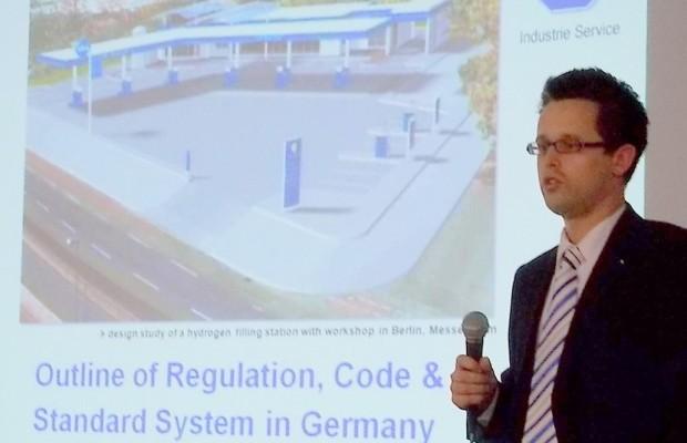 TÜV Süd hilft Japan bei Wasserstofftankstellen