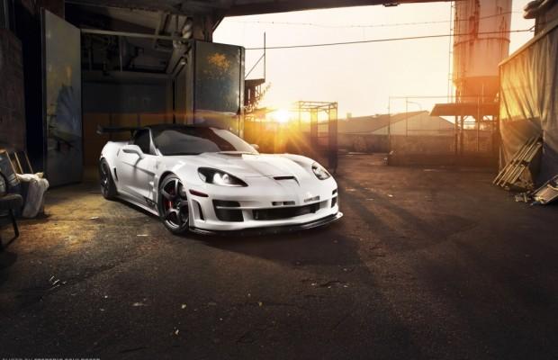 TIKT Corvette C6 ZR1 – TIKTende Zeitbombe