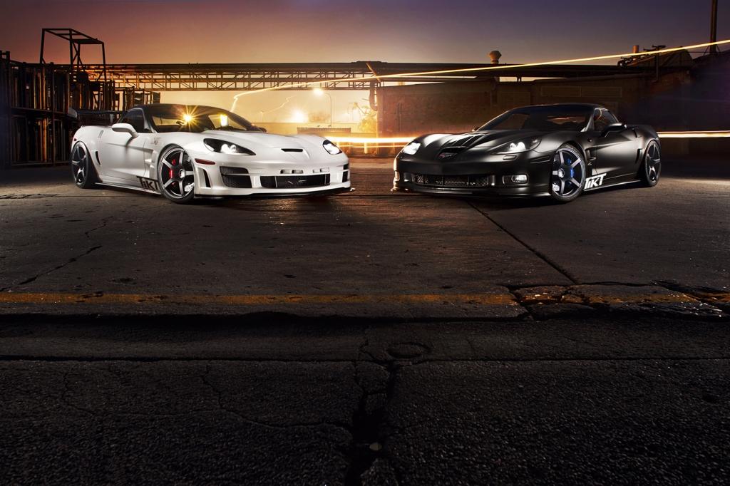 TIKT Corvette C6 ZR1 – Tripple X für die Straße