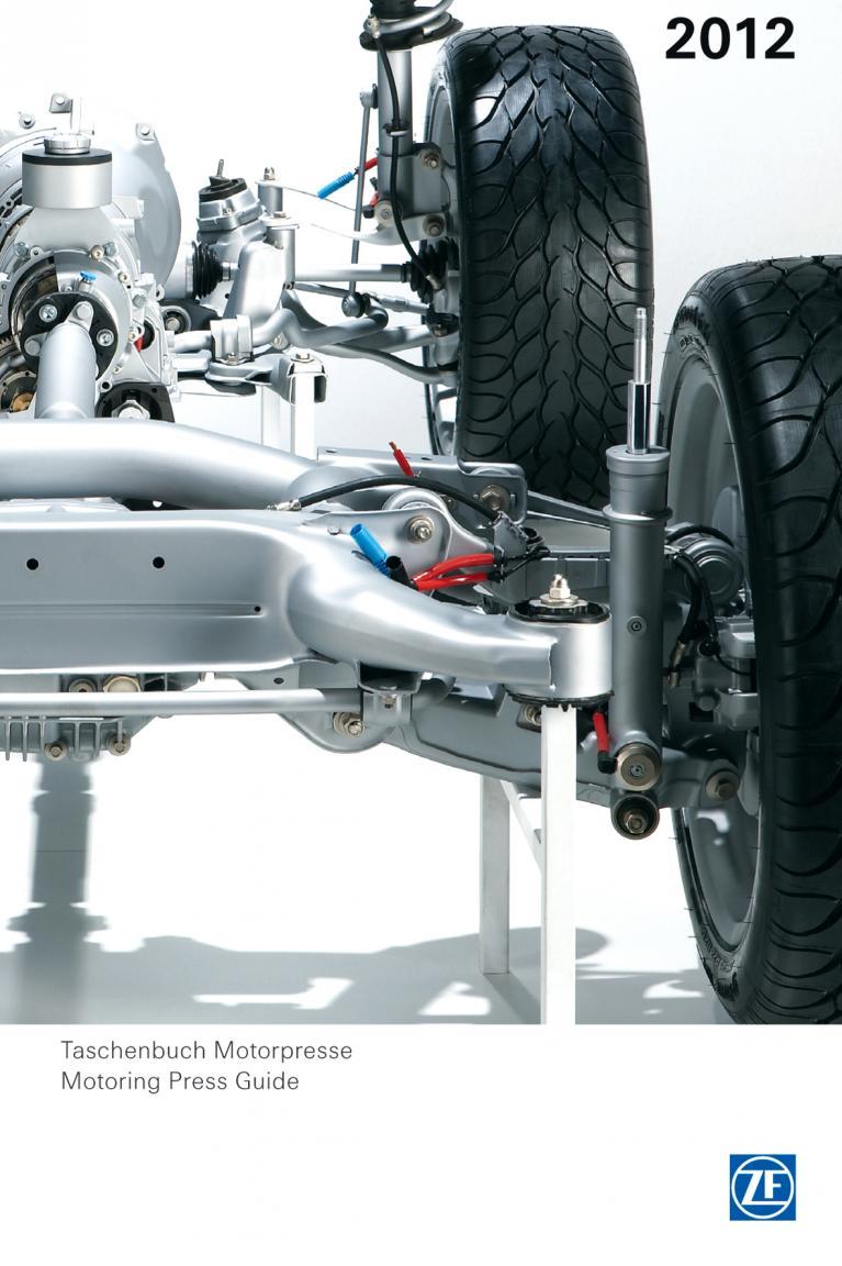 Taschenbuch Motorpresse für 2012
