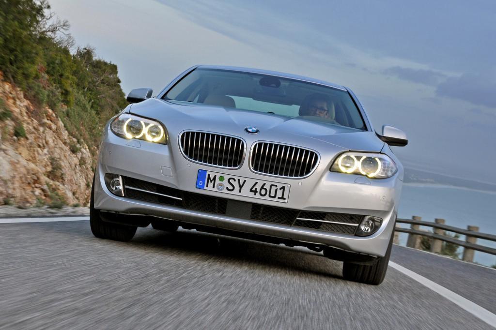 Test: BMW 520d Efficient Dynamics Edition - Angenehmes Sparen