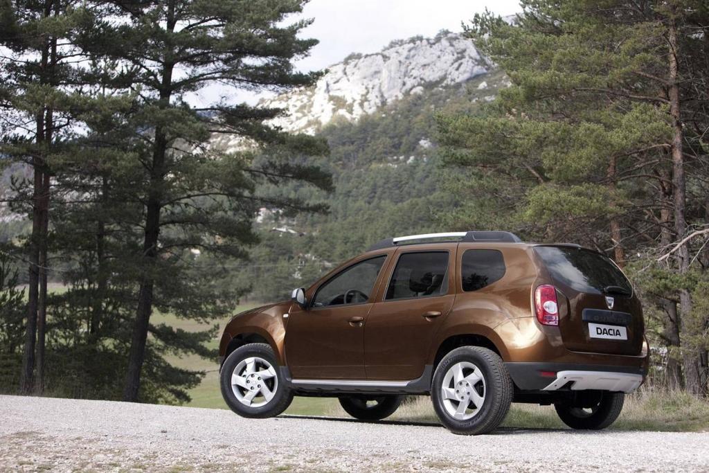 Test: Dacia Duster - Wer hätte das gedacht?