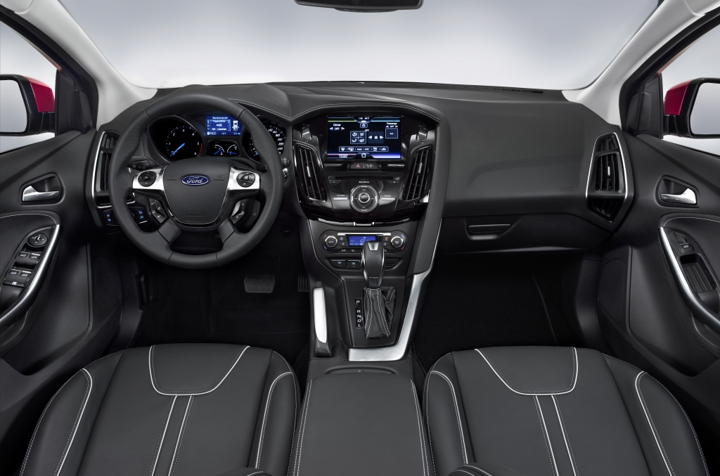 Test: Ford Focus Turnier 1.6 Diesel - Ein bisschen Spaß darf auch sein