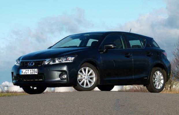 Test: Lexus CT200h – Der schickere Prius