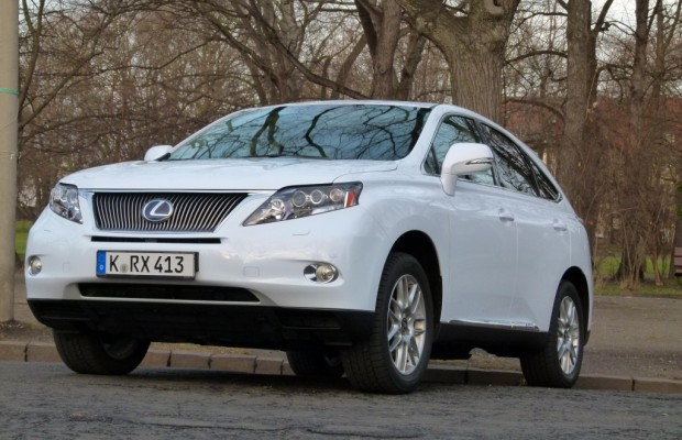 Test Lexus RX 450h: V6-Power im Sparbetrieb