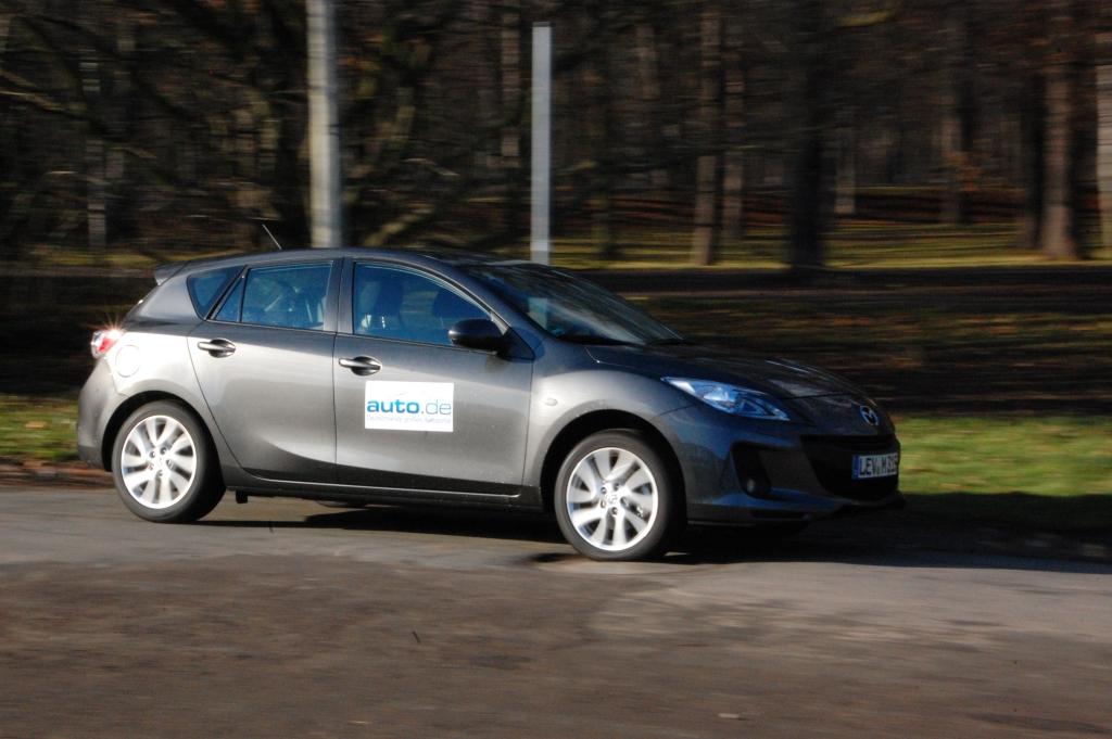 Test: Mazda3 – Durstiger Golfjäger