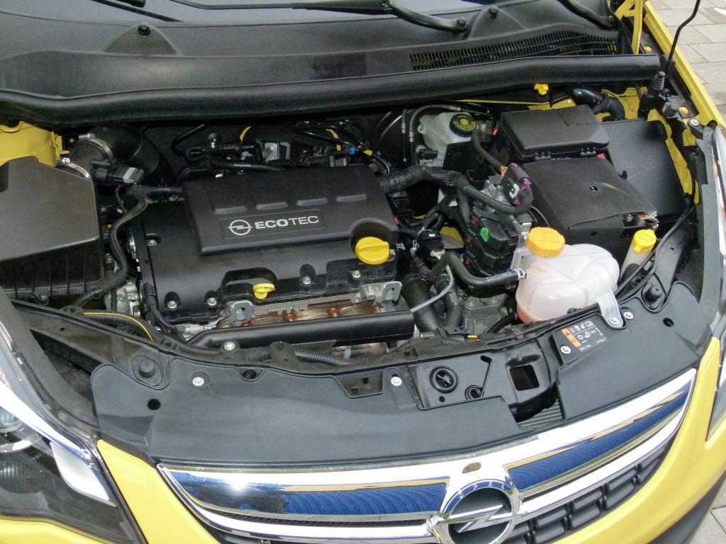 Test: Opel Corsa 1.4 ecoFLEX - Kleiner Dynamiker mit Luxus-Extras