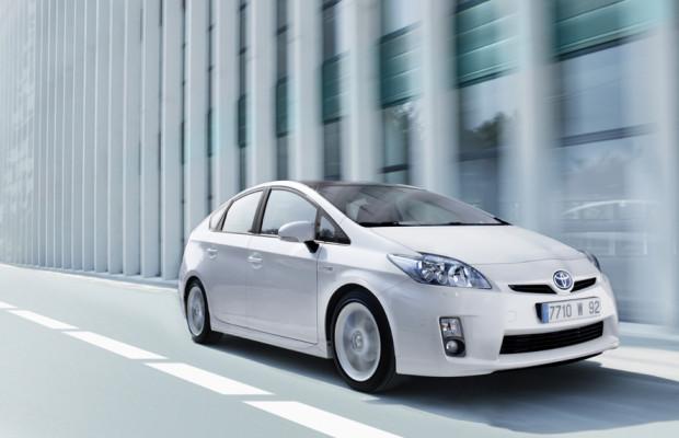 Toyota Prius: Vom Technikexoten zum Millionenseller