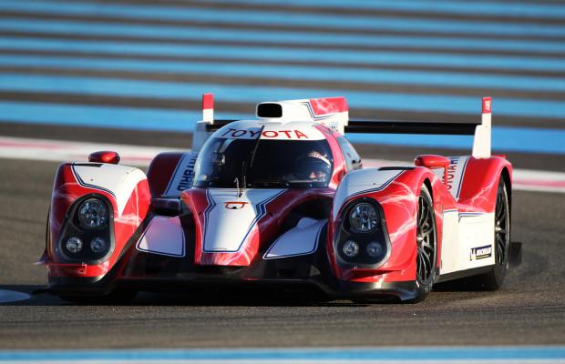 Toyota startet mit Hybrid in Le Mans