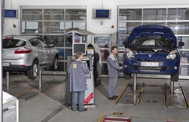 Umfrage Kfz-Werkstätten - Ford und Renault beliebt