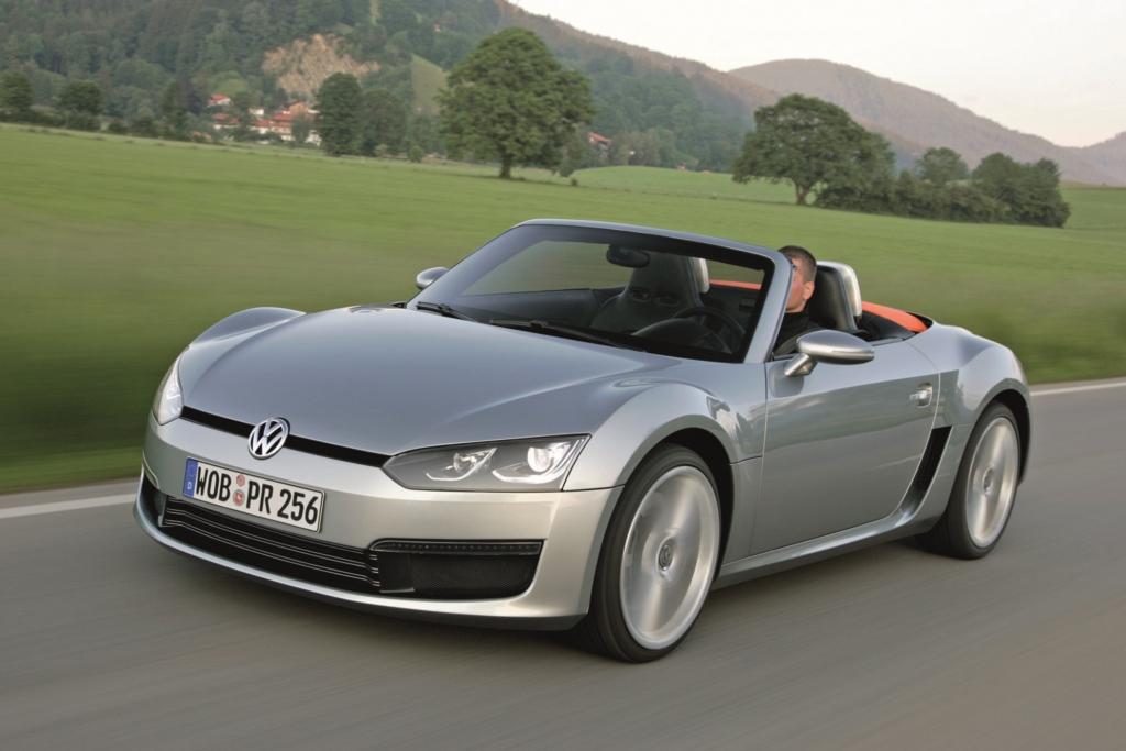 VW Bluesport - US-Expansion bedroht Spaßauto