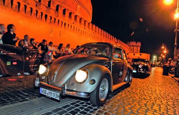 Volkswagen Classic bei elf Veranstaltungen dabei