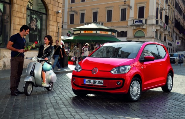 Volkswagen Up 5türig - Das Volumenmodell