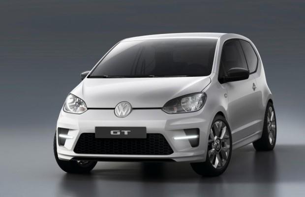 Volkswagen Up GT - Der neue GTI