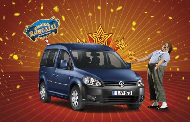 Volkswagen bringt Neuauflage des Caddy Roncalli