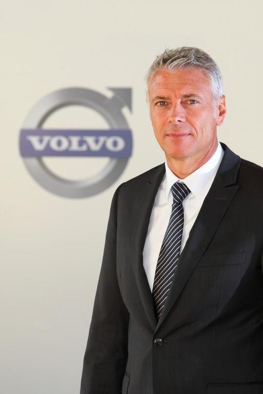 Volvo strukturiert Geschäftsführung neu