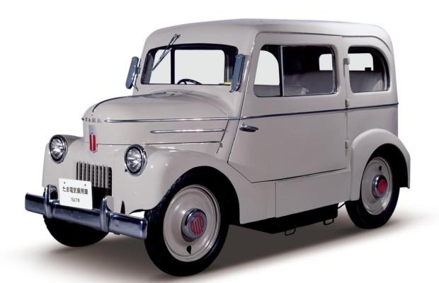 Vor 65 Jahren: Das E-Auto