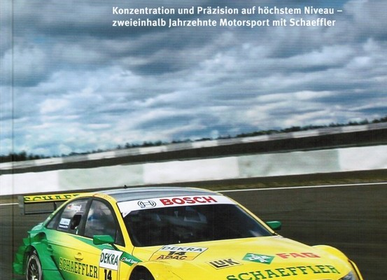 auto.de-Buchtipp: Motorsportförderung bei Schaeffler: Auf den Punkt