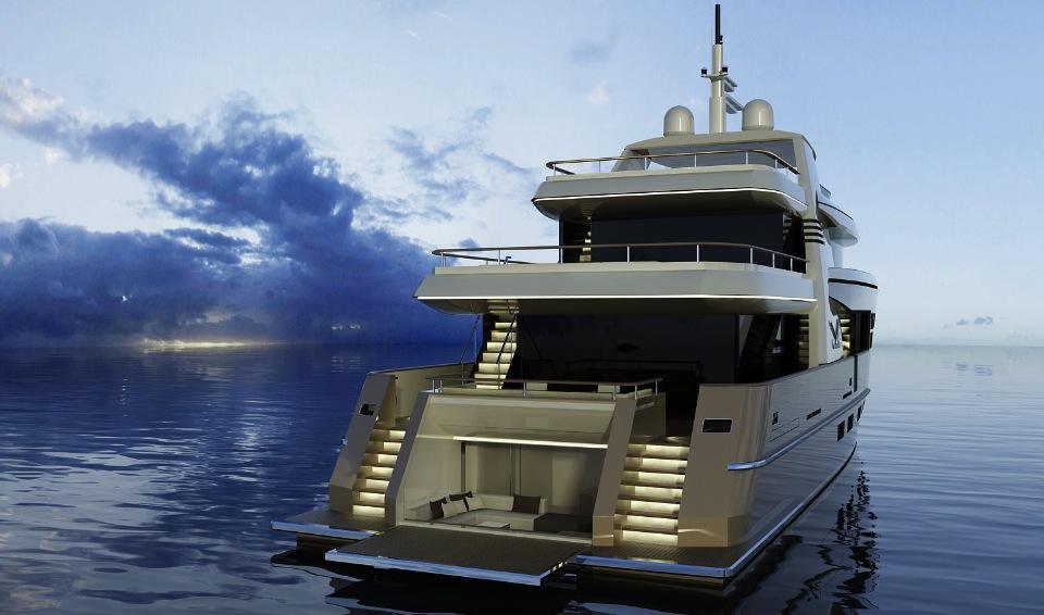 boot Düsseldorf 2012: Drettmann Yachts präsentiert neue Motor- und Exploreryachten