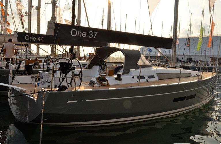 boot Düsseldorf 2012: Solaris präsentiert Segelyachten One 37 und One 48