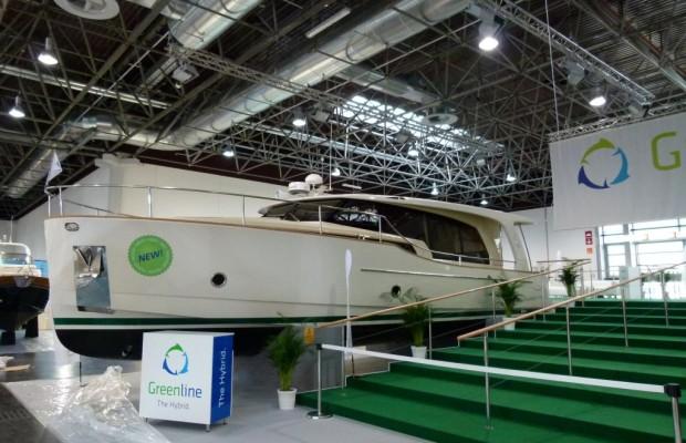 boot Düsseldorf 2012: Vom Elektromotor zur Hybridyacht