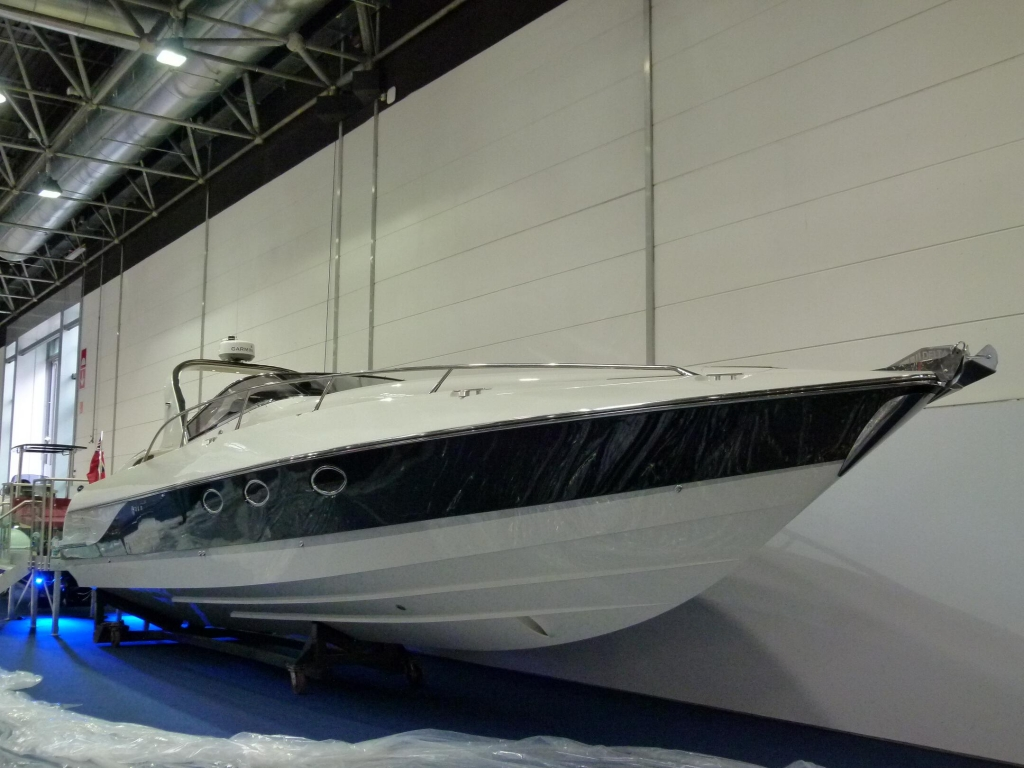 boot Düsseldorf 2012: Vom Speedboot bis zur Luxusyacht