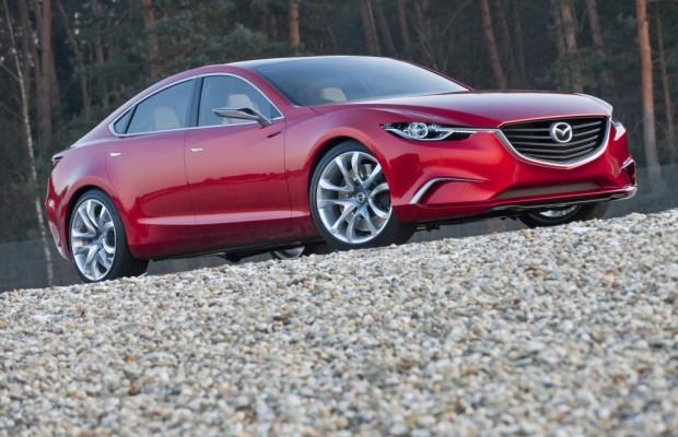 Mazda Takeri - Vorspiel für schärferen Sechs