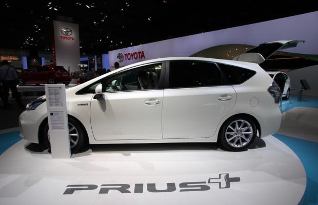 2012 wird Toyotas Hybrid-Jahr