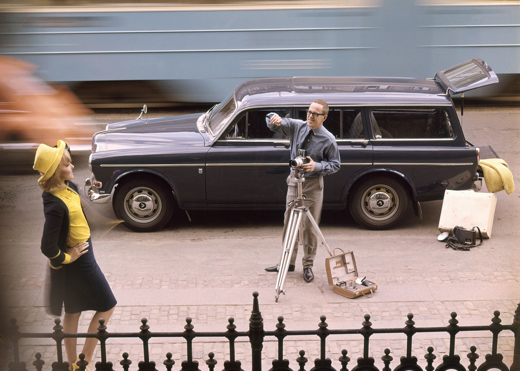 50 Jahre Volvo Amazon Kombi