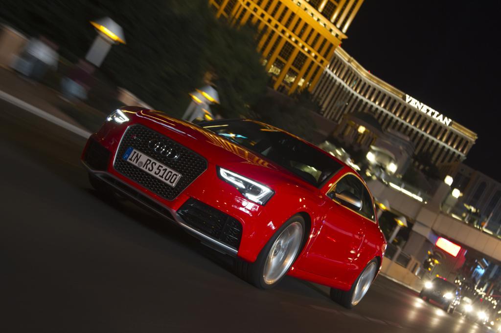77.700 Euro kostet der RS5