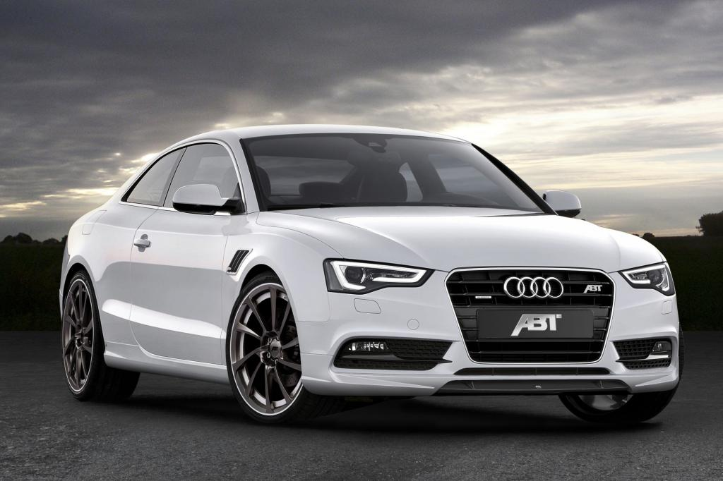 Abt macht dem Audi A5 Beine