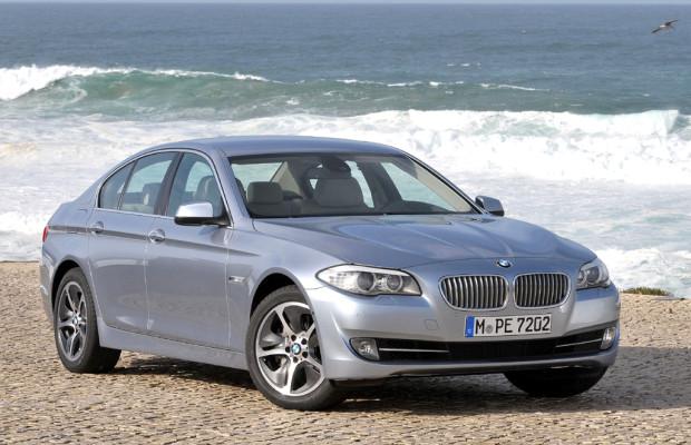Aktiv bei Hybrid: BMW setzt auch im 5er auf Kombination mit Elektromotor