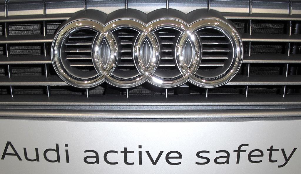 Aktive Sicherheit umfasst auch bei Audi viele Facetten. Fotos: Koch/Audi