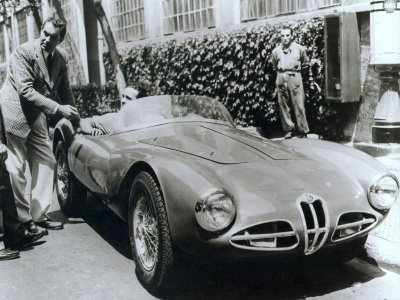 Alfa Romeo Disco Volante – Revival der fliegende Untertasse