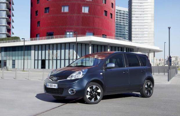 Anpassungen bei den Ausstattungen des Nissan Note