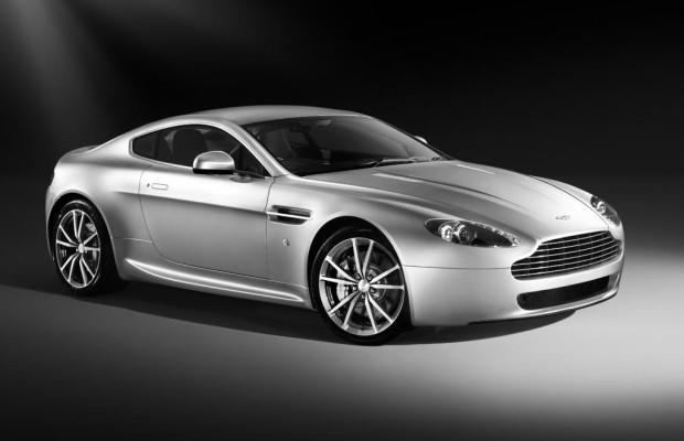 Aston Martin schärft den V8 Vantage