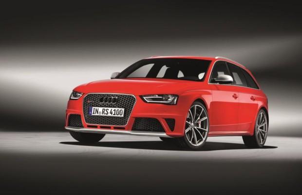 Audi RS4 Avant - Schnelle Kombis heißen Avant