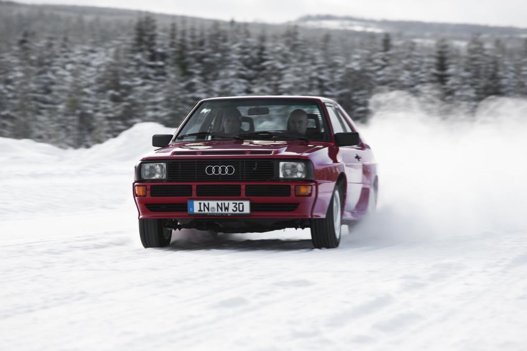 Audi Sport Quattro - Der unperfekte Mythos