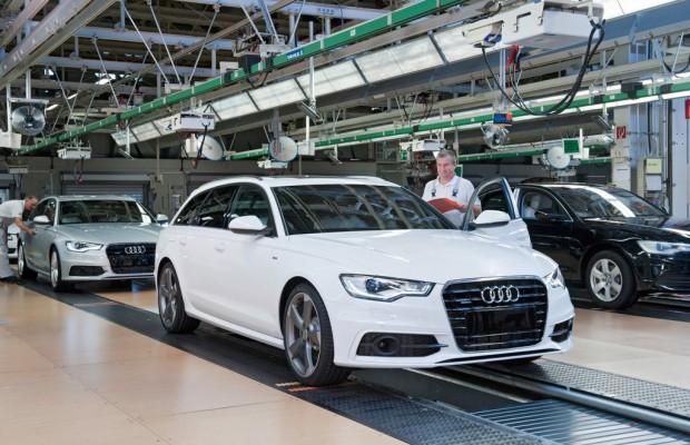 Audi behält Wachstumskurs bei