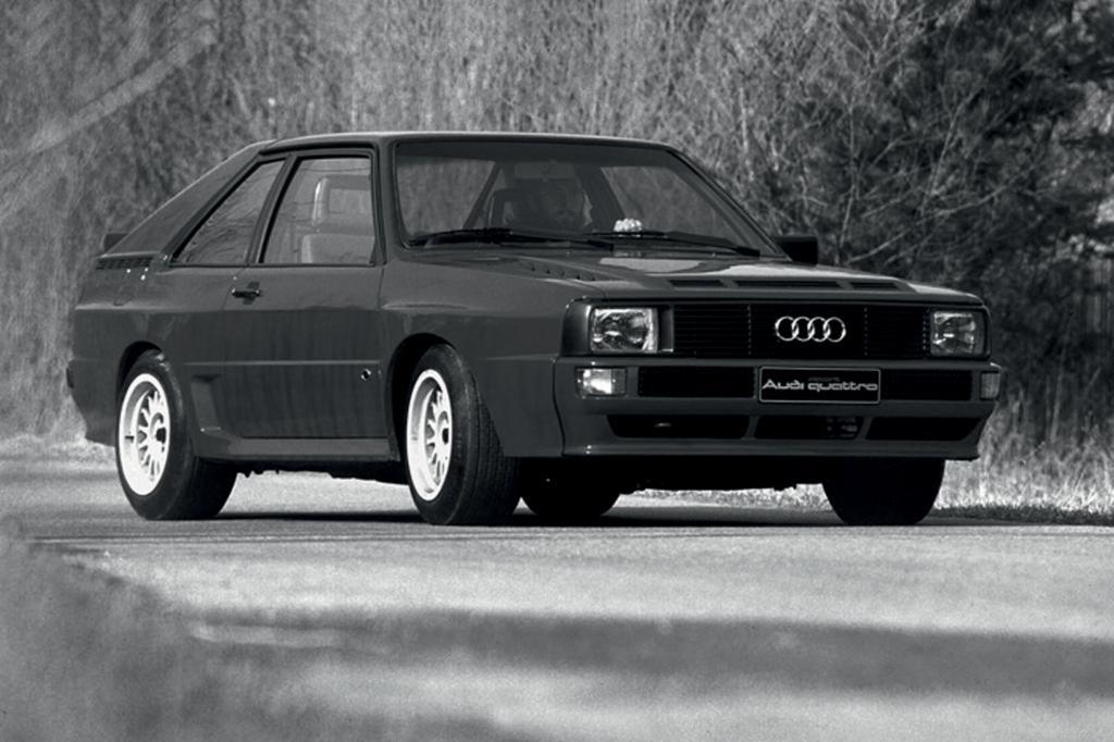 Ausgangsmodell für den Sport Quattro war der legendäre Rallye Quattro, eine per Turboaufladung hochgezüchtete Ableitung des Audi