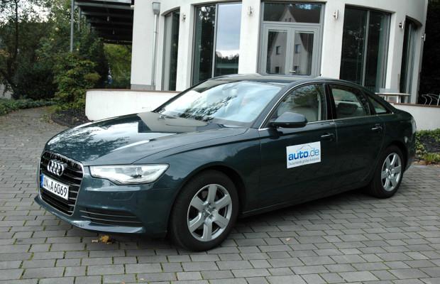 Auto im Alltag: Audi A6
