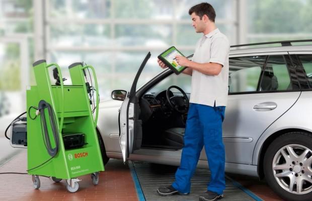 Automechanika 2012: Verbesserte Diagnosetechnik von Bosch