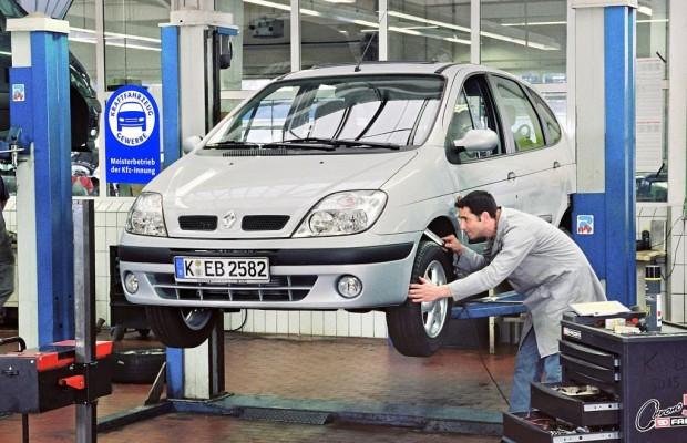 Autoreparaturen immer teurer