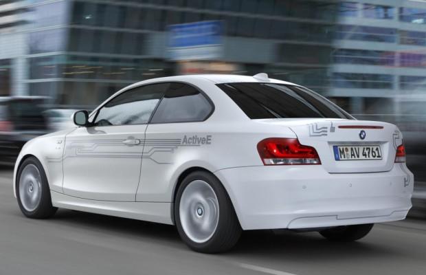 BMW 1er ActiveE - Einser unter Strom