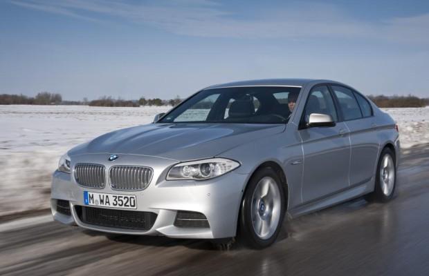 BMW 550d xDrive: Bayerisches Motoren-Meisterwerk